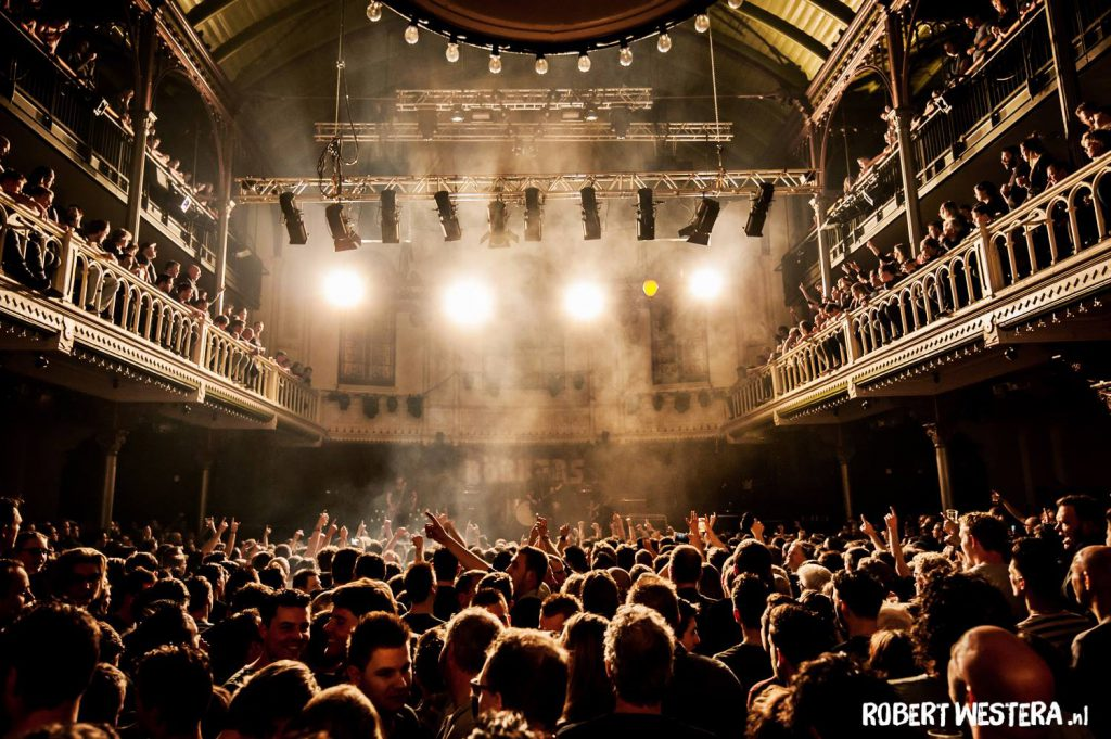 Bökkers in Paradiso 2019